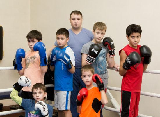 Бокс и фитбокс